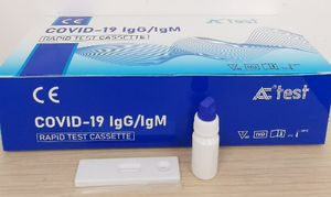 ACtest COVID-19 IgG/IgM Rapid Test Cassette